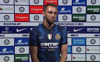 """De Vrij: """"Vogliamo Scudetto, Inzaghi darà tanto"""""""