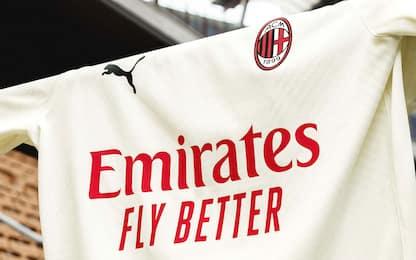 """Una maglia per """"unire"""" il mondo: è la 2^ del Milan"""
