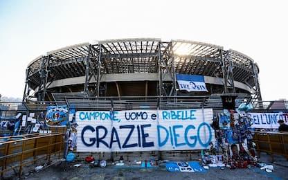 Stadio Maradona, l'inaugurazione il 29 luglio