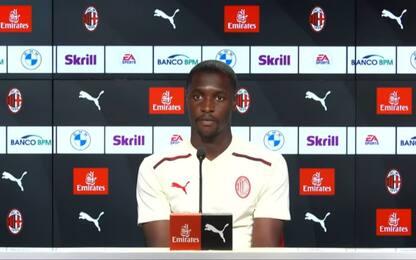 """Ballo-Touré: """"Milan? All'inizio non ci credevo"""""""