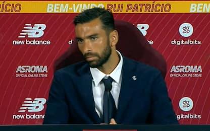 """Rui Patricio: """"Orgoglioso della chiamata di Mou"""""""