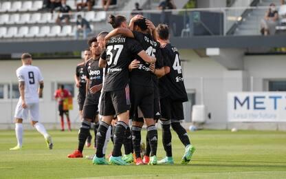 Juve, buona la prima contro il Cesena: 3-1