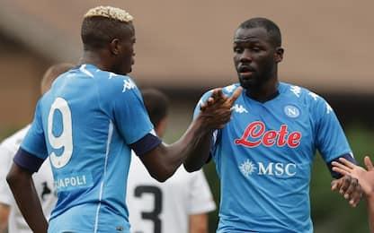 Napoli contro B. Monaco e Wisla Cracovia su Sky