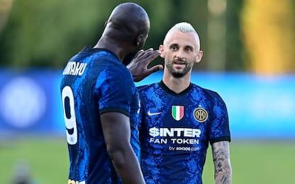 L'Inter ne fa 6 al Crotone, alle 21 c'è Roma-Porto