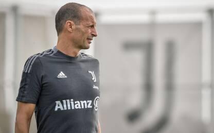 Juventus-Monza, i convocati di Allegri