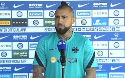 """Vidal: """"Quest'anno aspettatevi il vero Arturo"""""""
