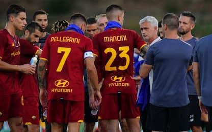 "Mourinho esalta la sua Roma: ""Habemus squadra"""