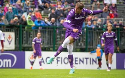 Fiorentina, poker alla Virtus Verona: Vlahovic-gol