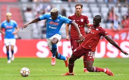 Atalanta e Napoli in campo, Cagliari battuto