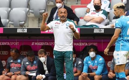 Il Napoli batte il Wisla 2-1: decisivo Machach