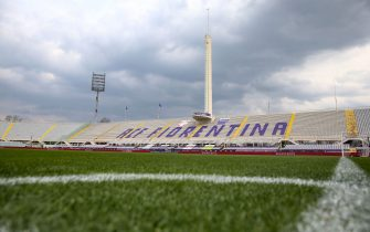 A general view of the stadium prior to the UEFA Womens Champions League match at Stadio Artemio Franchi, Florence. Picture date: 11th March 2021. Picture credit should read: Jonathan Moscrop/Sportimage via PA Images