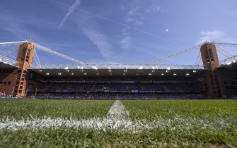 A general view of the stadium during the Serie A match at Stadio Luigi Ferraris, Genoa. Picture date: 15th September 2019. Picture credit should read: Jonathan Moscrop/Sportimage via PA Images