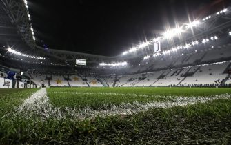 A general view inside the stadium during the Serie A match at Allianz Stadium, Turin. Picture date: 30th October 2019. Picture credit should read: Jonathan Moscrop/Sportimage via PA Images