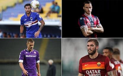 I giocatori di Serie A ancora a secco di gol