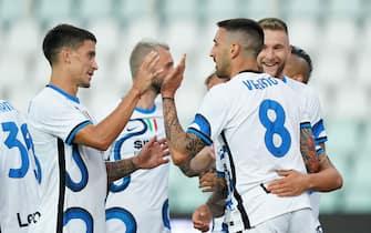 Parma vs Inter - Amichevoli estive Serie A 2021/2022