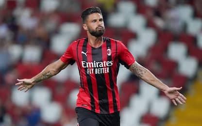 """Giroud: """"Milan? Ultima tappa per me in Europa"""""""