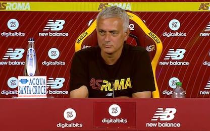 """Mourinho: """"Farò turnover. Ok l'entusiasmo, ma..."""""""