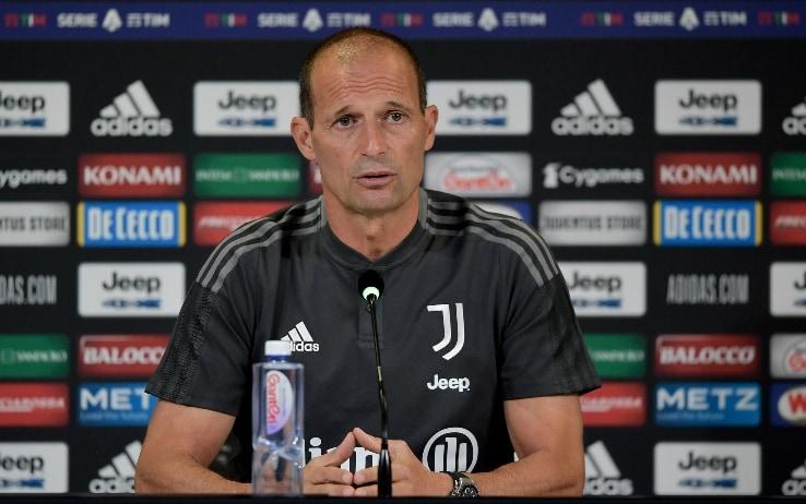 Udinese Juve, Allegri: 'Ronaldo ha detto che resta. A Locatelli serve  tempo' | Sky Sport