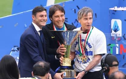 """Oriali: """"Addio all'Inter? Resterà sempre casa mia"""""""