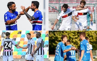 Caputo-gol con la Samp, Genoa e Sassuolo ko