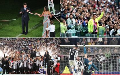 10 anni di Stadium in 10 momenti. FOTO