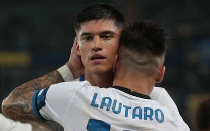 Inter-Bologna: Correa con Lautaro? Le probabili