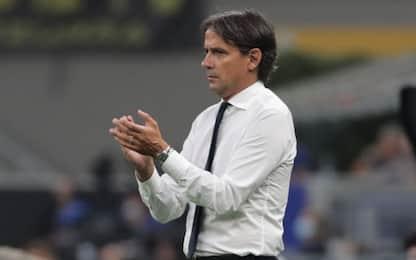 """Inzaghi: """"Turnover? Non penserò alla Champions"""""""