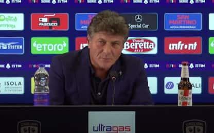 """Mazzarri: """"Il Cagliari ti mette l'adrenalina"""""""