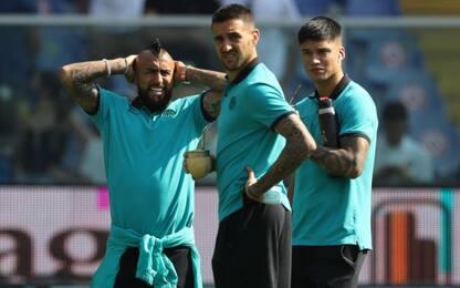 Inzaghi perde Correa e Vidal: sono out per Firenze