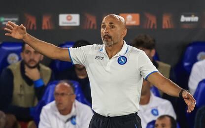 Udinese-Napoli, Spalletti col 4-3-3 per la vetta