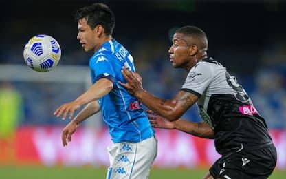 Udinese-Napoli, dove vedere la partita in tv