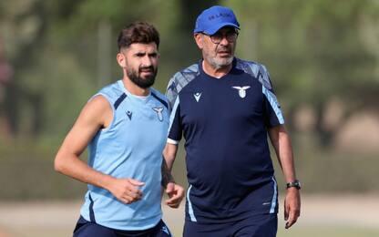 """Hysaj: """"Sarri marcia in più, Lazio grande sfida"""""""