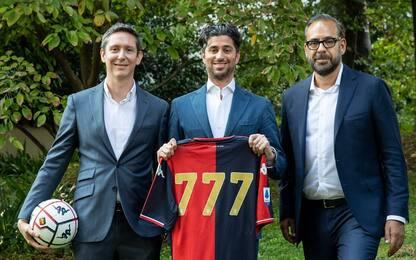 Genoa, ufficiale cessione club a 777 Partners