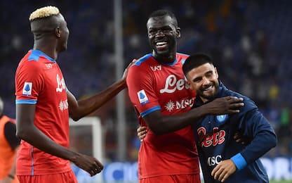 Il Napoli fa 5 su 5, Osimhen show. E Spalletti...