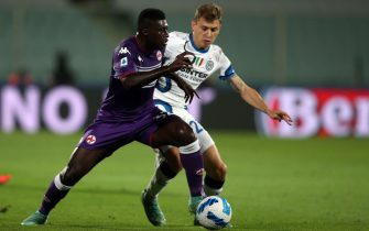 ITALIAN SERIE A CHAMPIONSHIP  2021-2022  FOOTBALL MATCH: FIORENTINA VS FC INTER, FLORENCE, ITALY -  SEPTEMBER 21TH 2021