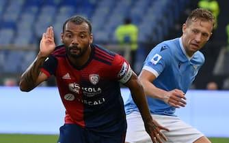 Lazio vs Cagliari - Serie A TIM 2021/2022