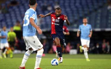 ITALIAN SERIE LEAGUE A 2021 FOOTBALL MATCH: SS LAZIO VS CAGLIARI, ROME, ITALY -  SEPTEMBER 19TH 2021