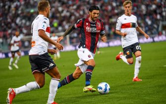 Italian football Serie A match - Bologna FC vs Genoa CFC