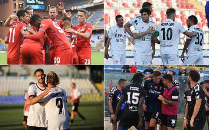 Le squadre più in forma in Europa: 4 sono italiane