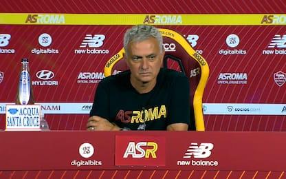 """Mou: """"Pellegrini? Arbitro ha fatto una cag..."""""""