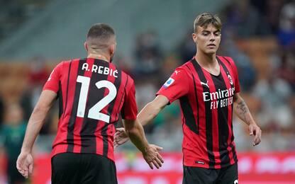 Spezia-Milan, chance per Daniel Maldini dal 1'