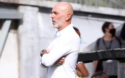 """Pioli: """"Serve vincere così. Maldini? Emozionati"""""""