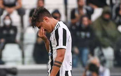 Dybala esce dal campo in lacrime: salta il Chelsea