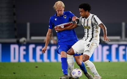 Juventus-Sampdoria, dove vedere la partita in tv