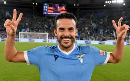 Non solo Pedro: i goleador nei derby con 2 maglie
