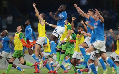 Napoli solo in vetta: i 4 segreti secondo il Club