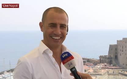 """Cannavaro: """"Napoli, Spalletti sa come si vince"""""""