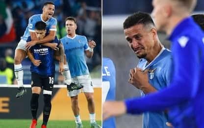 Lazio-Inter, tensione e lacrime: la ricostruzione