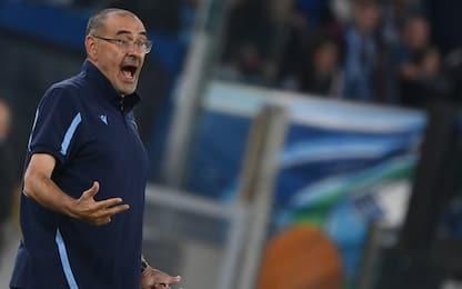 """Sarri: """"Secondo gol? L'Inter ha giocato"""""""