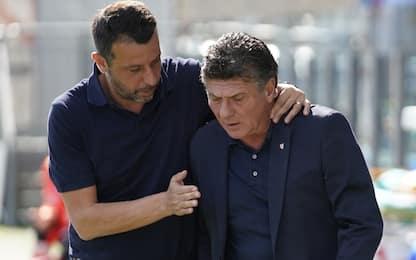 "Mazzarri: ""Vittoria meritata, serviva fiducia"""
